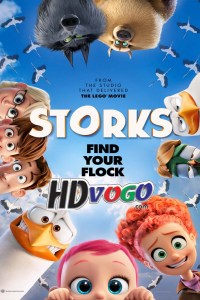 Storks 2016 in HD English Full Movie