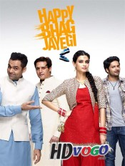 Happy Bhag Jayegi 2016 in HD Hindi Full Movie