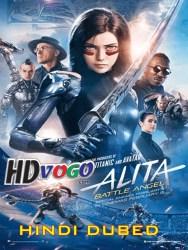 Alita Battle Angel 2019 in HD Hindi Dubbed Full Movie Watch ONline Free