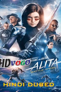 Alita Battle Angel 2019 in HD Hindi Dubbed Full Movie