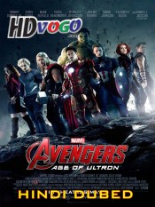 Avengers Age of Ultron 2015 in HD Hindi Dubbed Full Movie