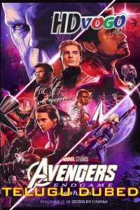 Avengers Endgame 2019 in HD Telugu Dubbed Full Movie