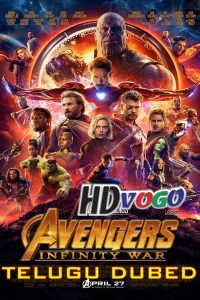Avengers Infinity War 2018 in HD Telugu Dubbed Full Movie