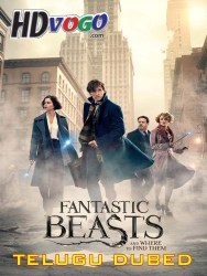 Fantastic Beasts 2016 Telugu Dubbed Full Movie Watch Online Free