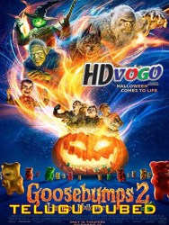 Goosebumps 2 Haunted Halloween 2018 in HD Telugu Dubbed Full Movie Watch ONline