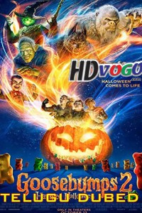 Goosebumps 2 Haunted Halloween 2018 in HD Telugu Dubbed Full Movie