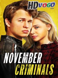 November Criminals 2017 in HD English Full Movie Free Watch Online