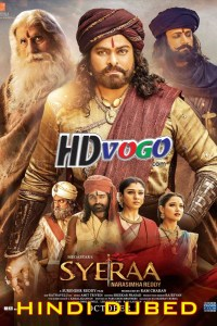 Sye Raa Narasimha Reddy 2019 in HD Hindi Dubbed Full Movie