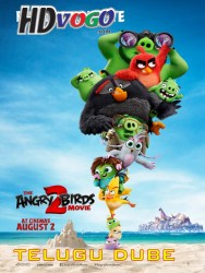 The Angry Birds Movie 2 2019 telugu dubbed full movie watch online