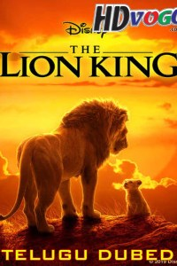 The Lion King 2019 in HD Telugu Dubbed Full Movie