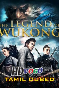 Wu Kong 2017 in Tamil Dubbed Full Movie