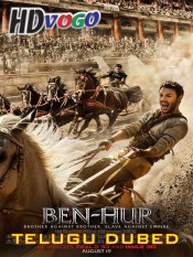 Ben Hur 2016 in HD Telugu Dubbed Full Movie