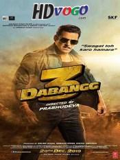 Dabangg 3 2019 Hindi