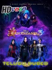 Descendants3 2019 in HD Telugu Dubbed Full Movie