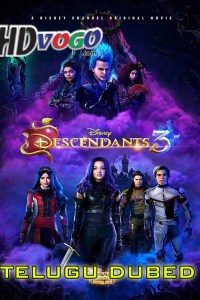 Descendants 3 2019 in HD Telugu Dubbed Full Movie