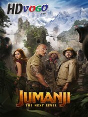 Jumanji The Next Level 2019 English Full Movie