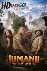 Jumanji The Next Level 2019 English Full Movie