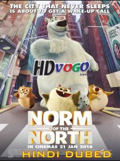 Norm of the North 2016 in HD Hindi Dubbed Full Movie