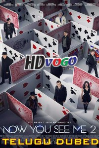 Now You See Me 2 2016 in HD Telugu Dubbed Full Movie