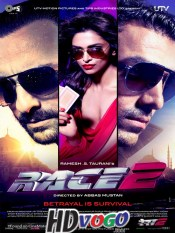 Race 2 2013 in HD Hindi Full Movie
