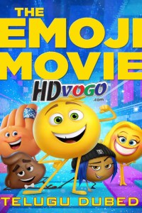 The Emoji Movie 2017 in HD Telugu Dubbed Full Movie