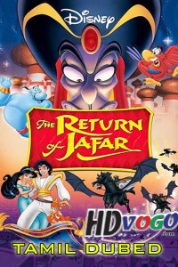 Aladdin The Return Of Jafar 1994 in HD Tamil Dubbed Full Movie