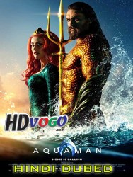 Aquaman 2018 in HD Hindi Dubbed Full Movie