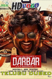 Darbar 2020 Telugu Dubbed Full Movie