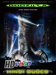 Godzilla 1998 in HD Hindi Dubbed Full MOive
