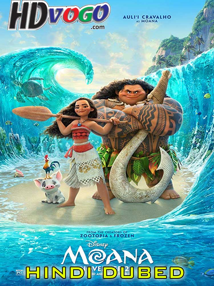 Moana 2016 in HD Hindi Dubbed Full Movie Watch Movies Online
