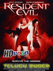 Resident Evil 2002 in HD Telugu Dubbed Full Movie