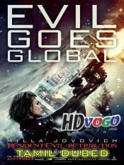 Resident Evil Retribution 2012 in HD Tamil Dubbed Full Movie