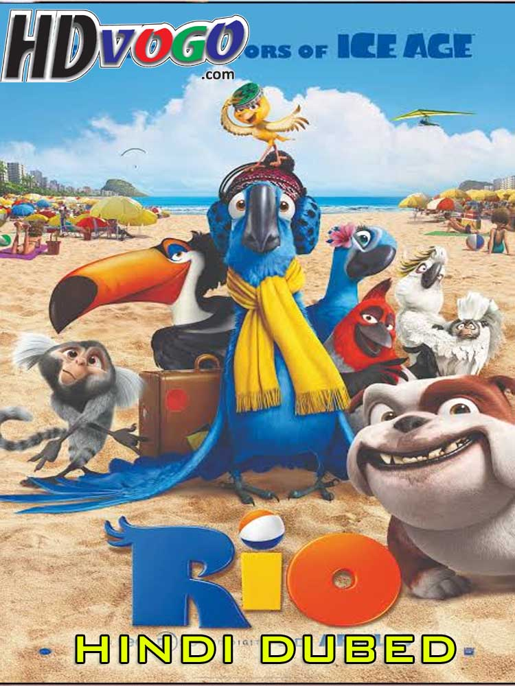 Rio 2011 in HD Hindi Dubbed Full Movie - Watch Movies Online