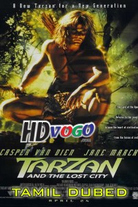 Tarzan And The Lost City 1998 in HD Tamil Dubbed Full Movie