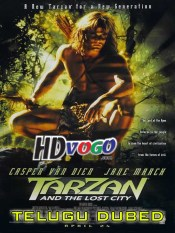 Tarzan And The Lost City 1998 in HD Telugu Dubbed Full Movie
