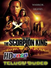 The Scorpion King 2002 in HD Telugu Dubbed Full Movie
