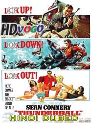 Thunderball 1965 in HD Hindi Dubbed Full Movie