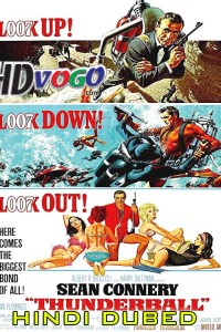 Thunderball 1965 in HD Hindi Dubbed Full Movie