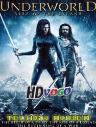 Underworld Rise Of The Lycans 2009 in HD Telugu Dubbed Full MOvie