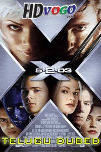 X Men 2 2003 in HD Telugu Dubbed Full Movie