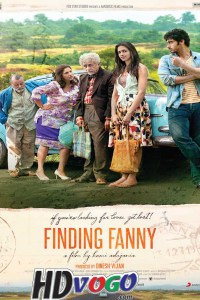 Finding Fanny 2014 in HD Hindi Full Movie