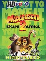 Madagascar Escape 2 Africa 2008 in HD Hindi DUbbed FUll Movie