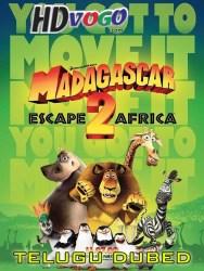 Madagascar Escape 2 Africa 2008 in HD Telugu Dubbed FUll Movie
