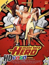 Main Tera Hero 2014 in HD Hindi Full Movie
