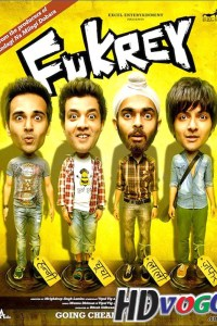Fukrey 2013 in HD Hindi Full Movie