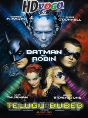 Batman and Robin 1997 in HD Telugu Dubbed Full Movie