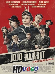 Jojo Rabbit 2019 in HD Hindi Dubbed Full Movie
