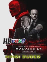 Marauders 2016 in HD Hindi Dubbed Full Movie