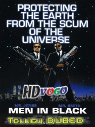 Men in Black 1997 in HD Telugu Dubbed Full Movie