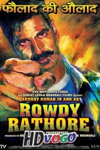 Rowdy Rathore 2012 in HD Hindi Full Movie